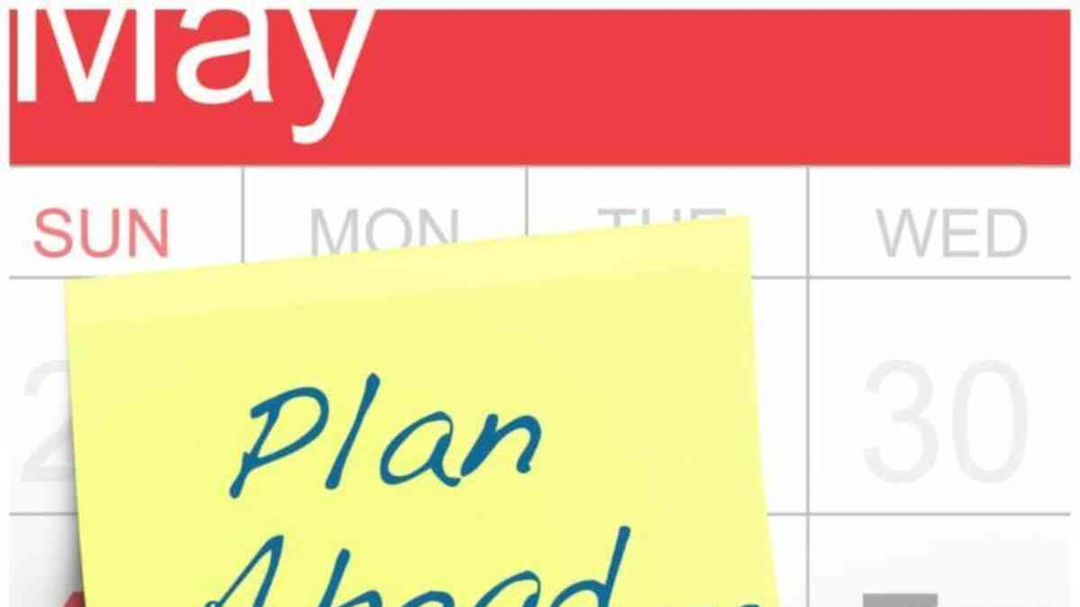 Planning Marketing for the Year Ahead