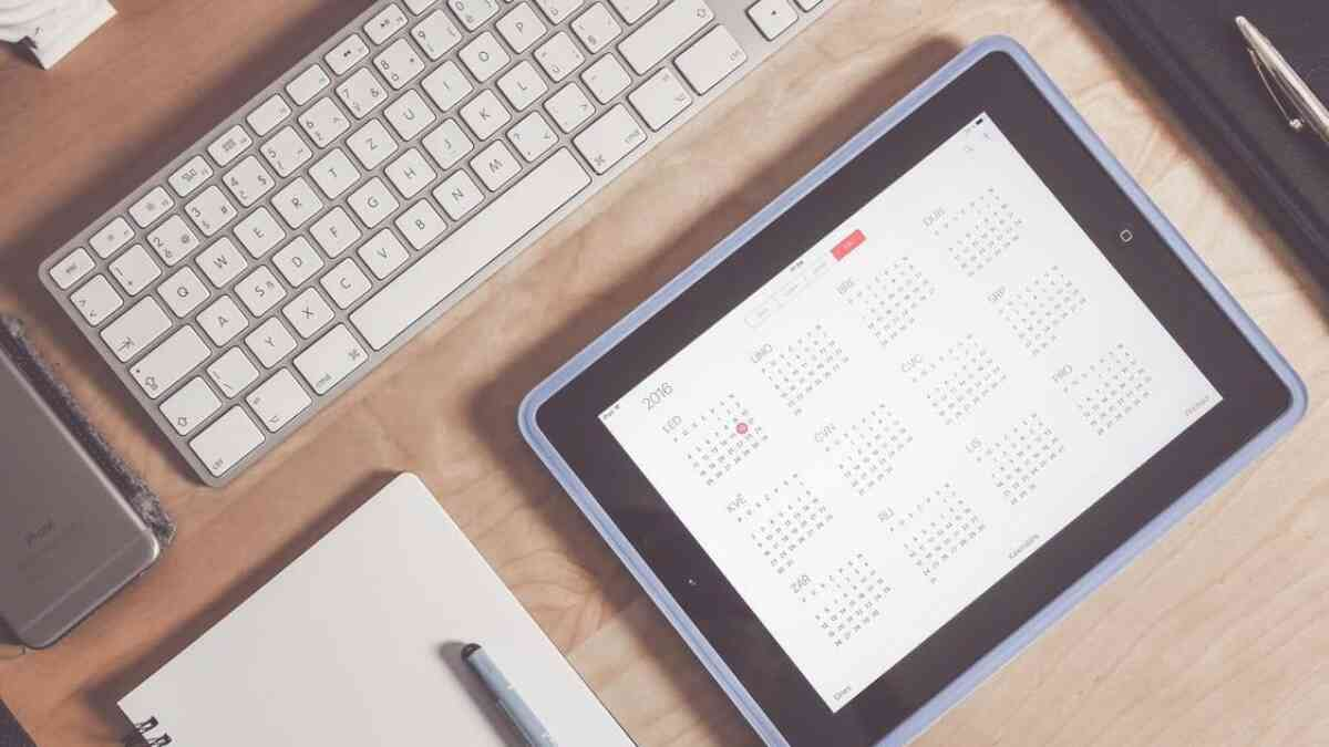 The Importance of an Editorial Calendar in Marketing