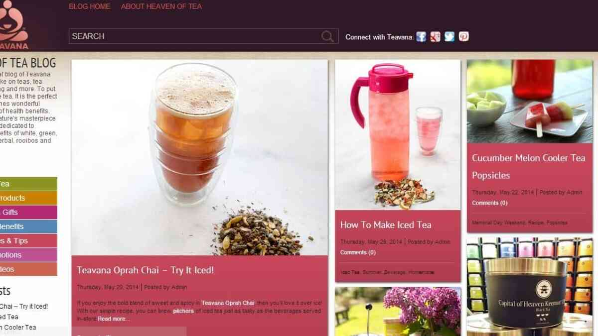 Tips for Optimal Blog Design
