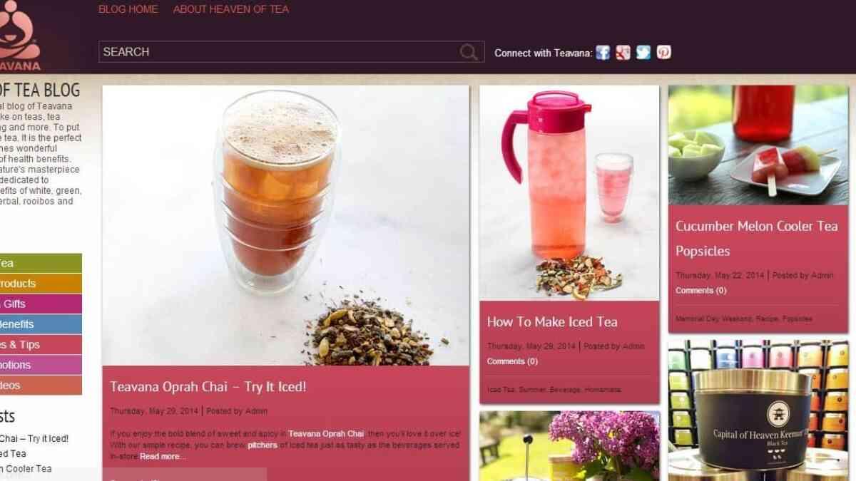 Tips for Optimal Blog Design
